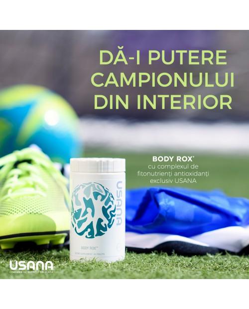 Body Rox - Vitamine esentiale pentru copii si adolescenti