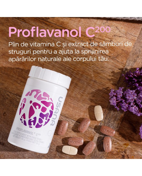 Supliment alimentar pentru imunitate - Proflavanol C200